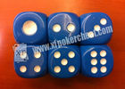 Casino Gambling Dice With Liquid Mercury Inside