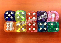 Remote Controled Cheating Casino Magic Dice In Casino Dice Gamble