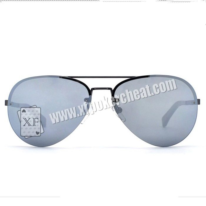 Fashionable Gambling Perspective Glasses For Invisible Marked Cards
