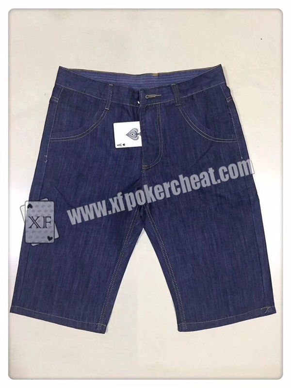 Cotton Pants Poker Cheating Device For Match Player / Magic Show